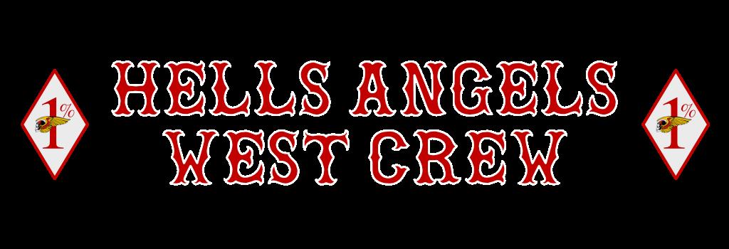 Hells Angels West Crew Header Text